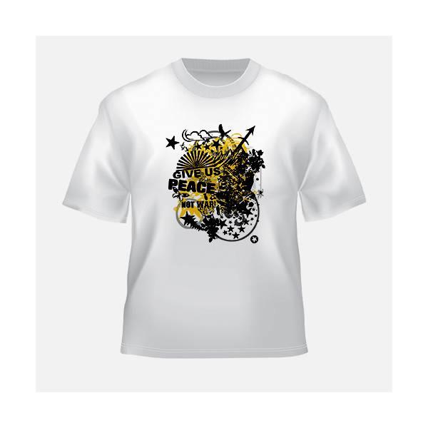 Transfert tee shirt stunning creer tee shit with - Transfert pour tee shirt ...