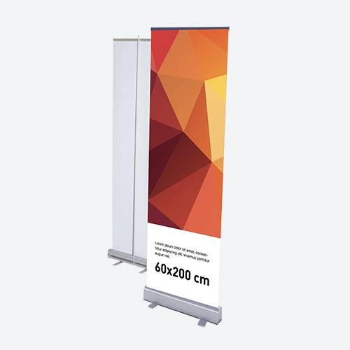Roll-up 60x200 cm
