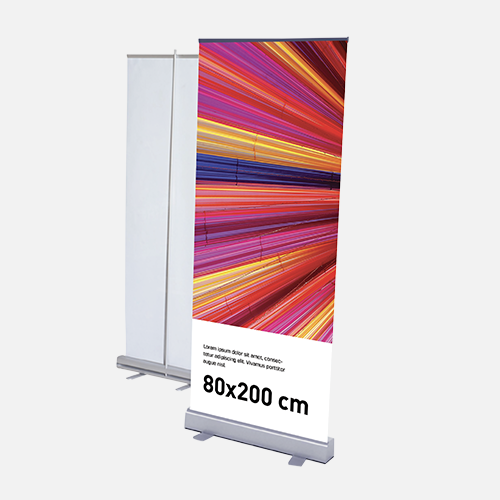 Roll-up 80x200 cm